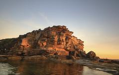 North Curl Curl Rock Pool @ sunrise