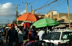 Hargeysa (Somaliland/Somalia) - Central market