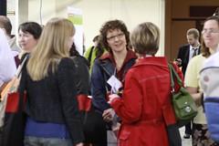Participants Talking