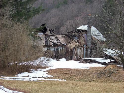 house abandoned farmhouse farm lexingtonny greencountyny