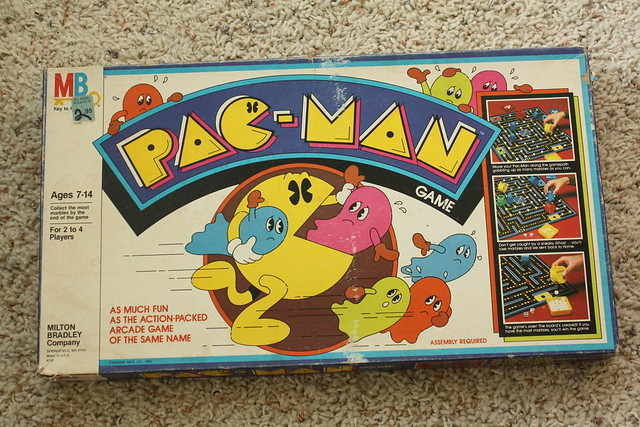 how to clear pac man board