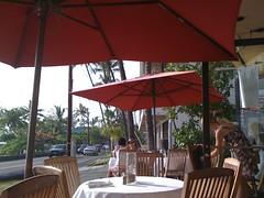 ハワイ島のレストラン・ラバジャバ