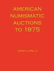 American Numismatic Auctions to 1875