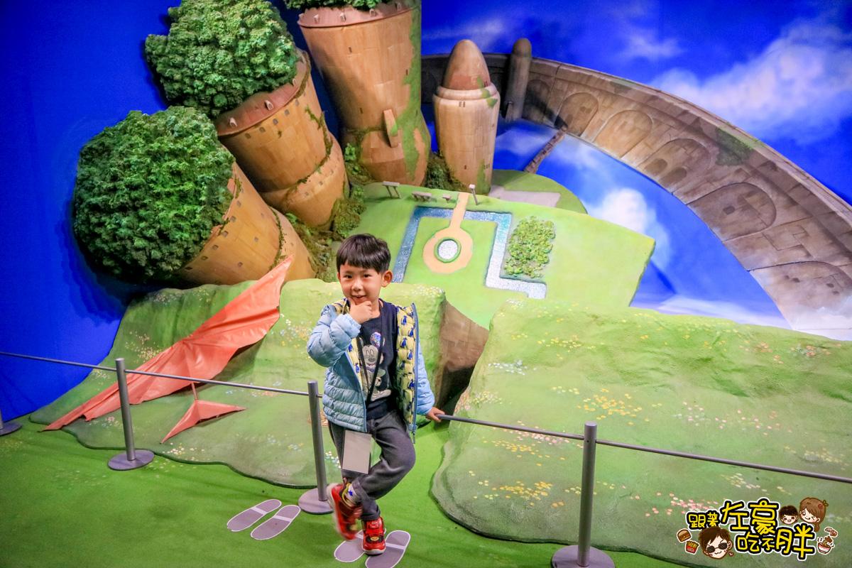 吉卜力的動畫世界特展-34