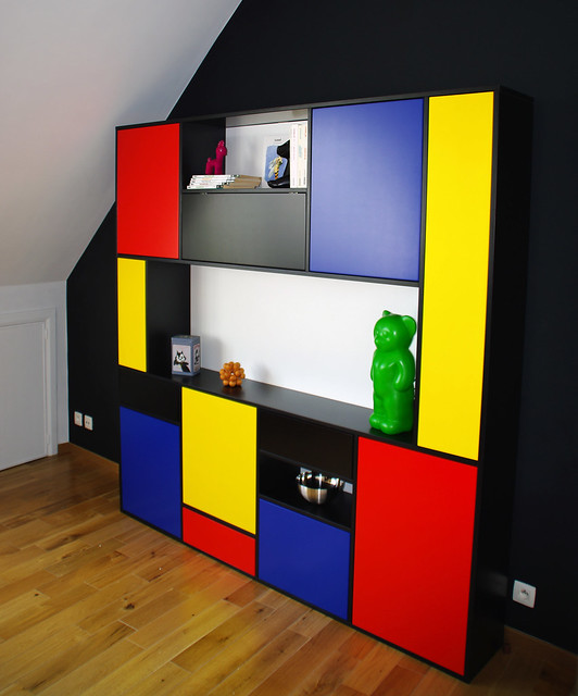 meuble mondrian explore renovatech 39 s photos on flickr ren flickr photo sharing. Black Bedroom Furniture Sets. Home Design Ideas