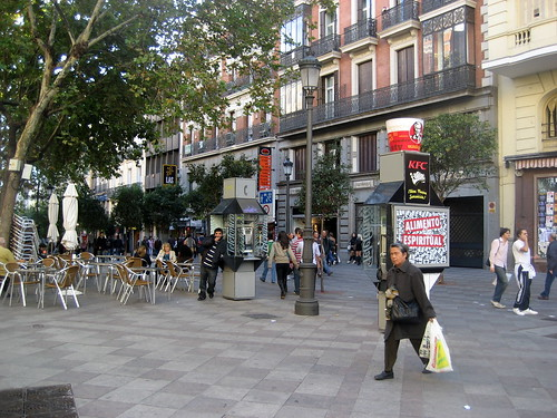 Madrid Pedestrian Zone_Oct09-mk