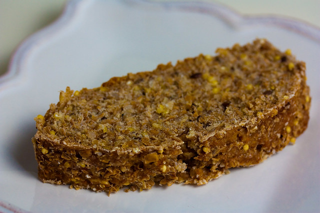 Millet Rice Manna Bread