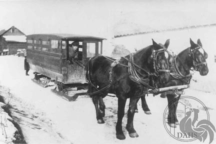 Horse Drawn School Bus Flickr Photo Sharing