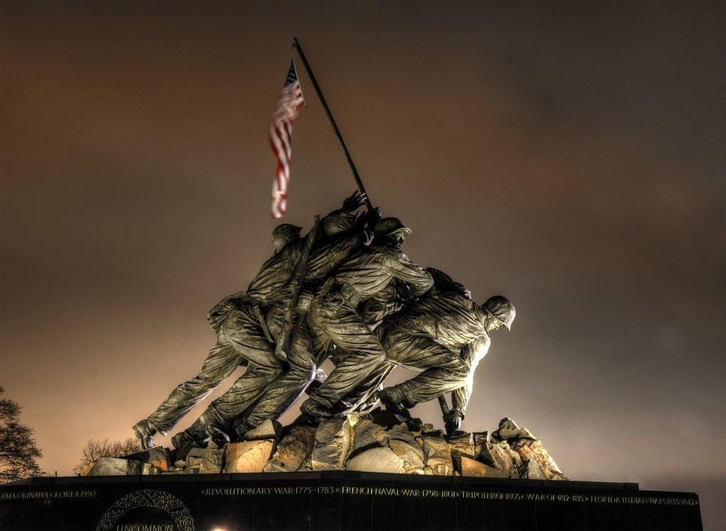 Marine Corps Memorial
