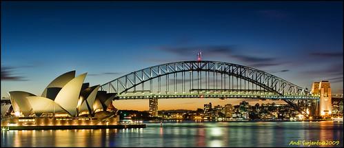 bridge house geotagged opera view harbour sydney australia geo:lat=33859547 geo:lon=151221786