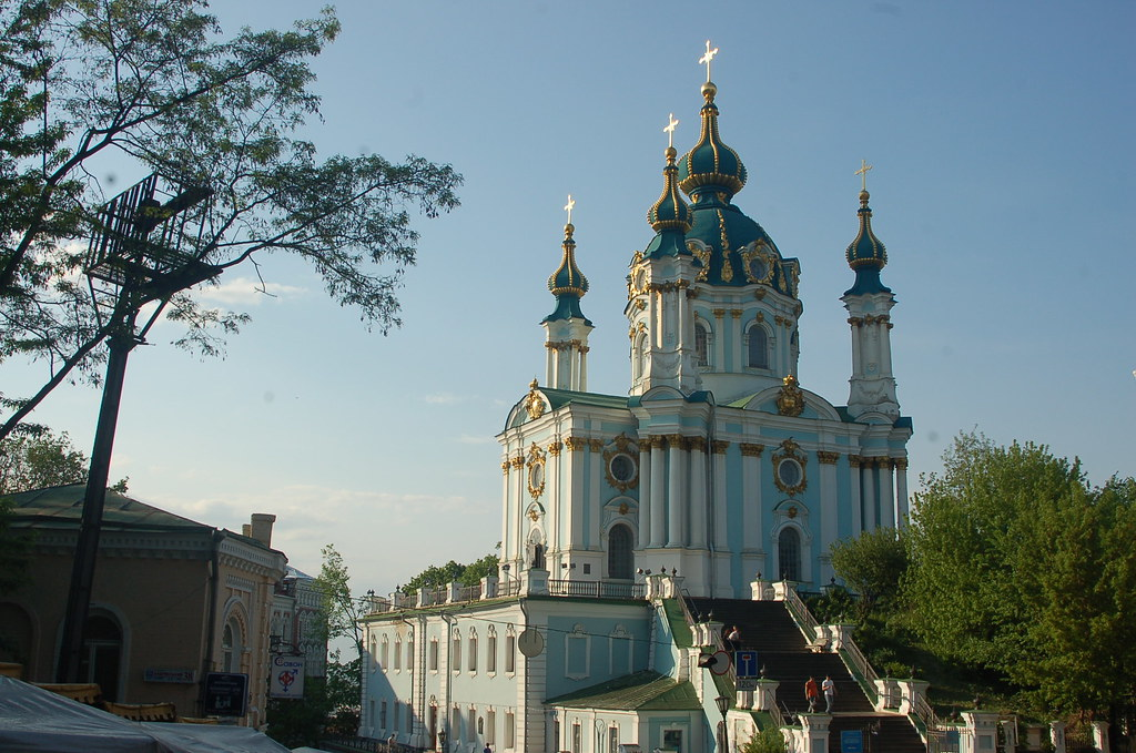 Saint Andrew's Church, Kiev