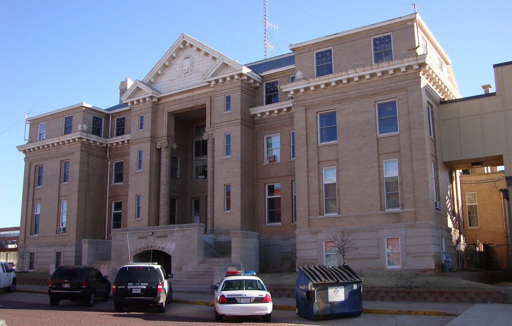 Logan County Courthouse (Guthrie, Oklahoma) | This 1907 cour