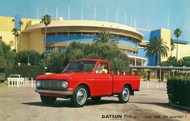 1966 Datsun Pickup