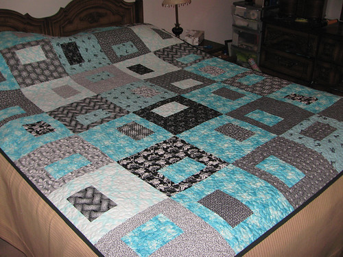 Katie's Quilt, front by Quilt Circle