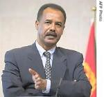 Eritrea President Isaisis Afwerki has denied involvement in the Islamic resistance movement fighting the US-backed regime in Somalia. The United Nations Security Council recently imposed sanctions against the Horn of Africa nation. by Pan-African News Wire File Photos