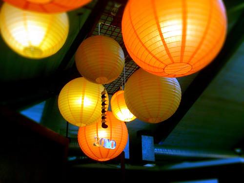 Chinese Lanterns at Guglhupf (mobile)