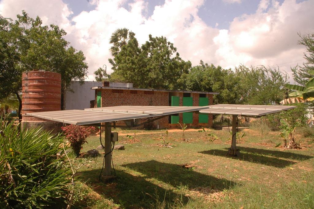 Solar Pump, Nadukuppam