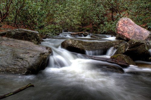 longexposure mountains sc creek waterfall rocks whitewater stream southcarolina boulders cascade hdr naturephotography pickenscounty davidhopkinsphotography reedycovecreek