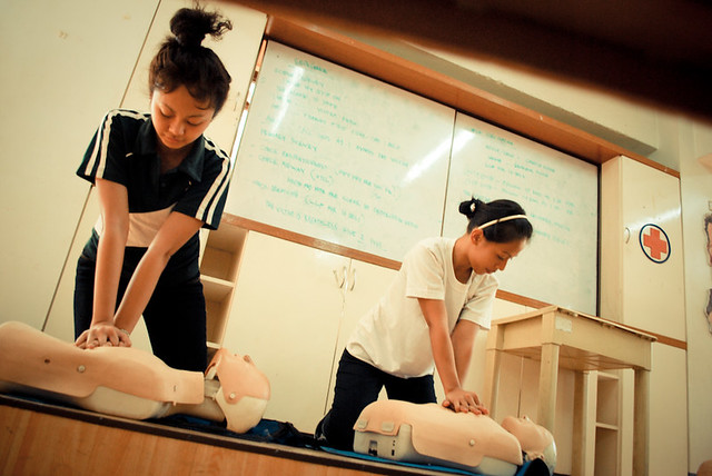 Basic Life Support, CPR