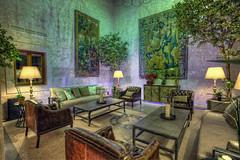 Hotel Lobby, Salamanca (Spain), HDR