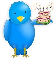 Happy 4th Birthday Twitter!