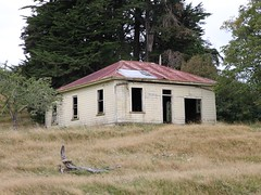 Old house, Nth Raetihi, New Zealand