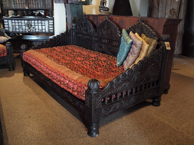 Indian daybed flickr photo sharing for Sofa bed india