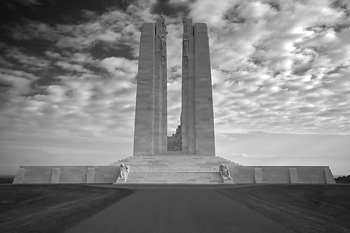 Canadian Vimy Ridge Memorial