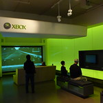 Xbox Section of Visitor Center