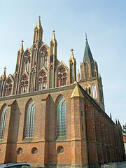 Marienkirche / Konzertkirche