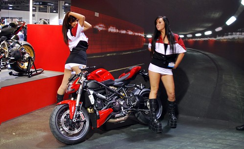 LONG BEACH MOTORCYCLE SHOW