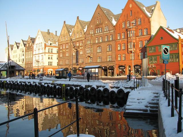 Bryggen, Bergen-Norway.