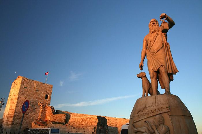 Sinop, the hometown of Diogenes