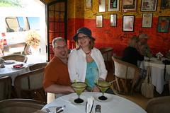 Tequila Sunrise in Todos Santos