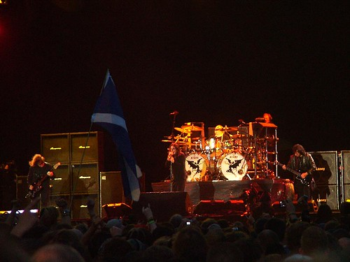 Recall: black sabbath live at the download festival, 2005.