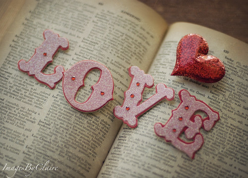 Love is the greatest word...