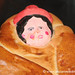 Bolivian Sweet Bread With a Face - La Paz