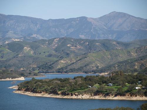 jezioro Cachuma