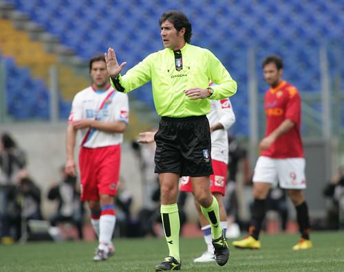 Calcio, serie A: designazioni arbitrali quarta giornata$
