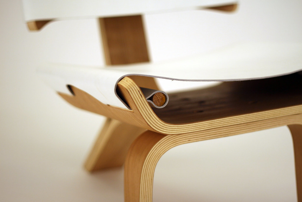 Kurven Chair: Detail