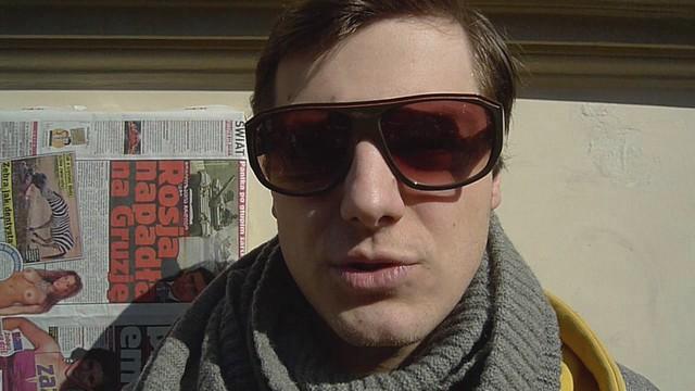 Karol Radziszewski - Walpapier nr9 | K27 ścienny tygodnik uliczny