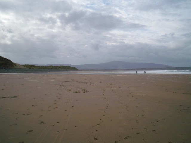 Strandhill Beach Sligo