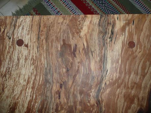 Mahogany Wood Plugs