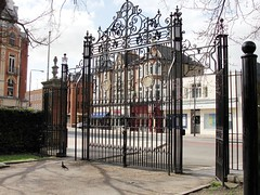 Grand Entrance of York House