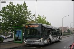 Heuliez Bus GX 327 - Transdev Île-de-France – Établissement de Montesson la Boucle / STIF (Syndicat des Transports d'Île-de-France) n°A193