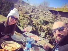 #winterpicnics are the best! #apresski #afterskilunchmustnincludewine