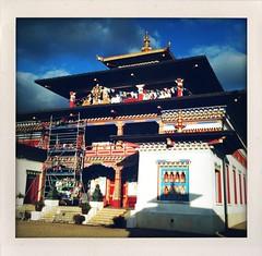 Temple Bouddhiste des Mille Bouddhas