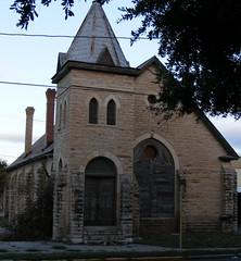 Del Rio Abandon Church