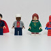 DC Hero Minifigs - Wave 9 by levork