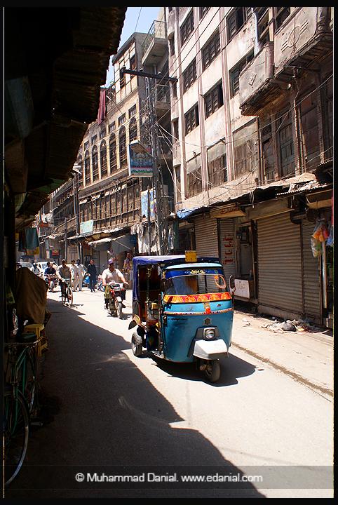 Peshawar - Old Qissa Khawani Bazaar